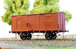 Schwedischer Güterwagen