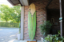 Hawaiian pro designs DT-1 speed shape