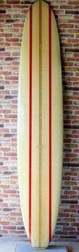 "GORDON and SMITH Surf board / Length   9'9"""