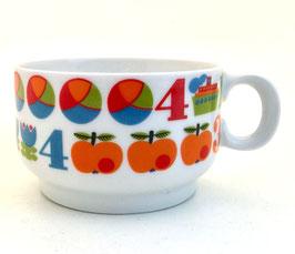 70er Thomas Graziela Kaffeetasse 123