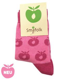 Smafolk Baby Socken Rosa Gr 15-18