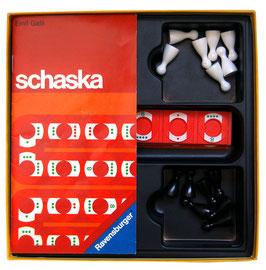 70er Ravensburger Brettspiel Schaska