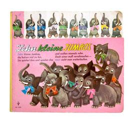 Zehn kleine Jumbos von Felicitas Kuhn