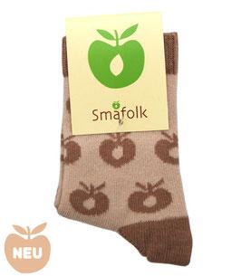 Smafolk Baby Socken Sand Gr 15-18