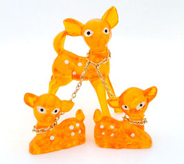 70er Bambi Set