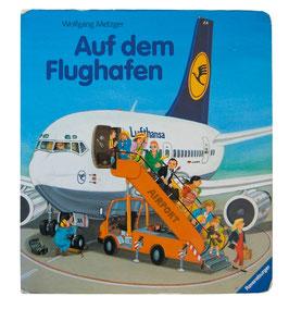 Auf dem Flughafen von Wolfgang Metzger