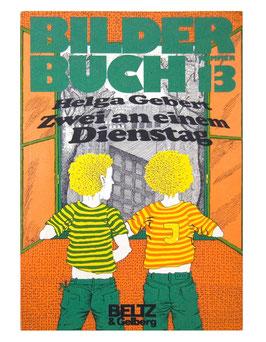 Bilderbuch No° 13 Zwei an einem Dienstag von Helga Gebert