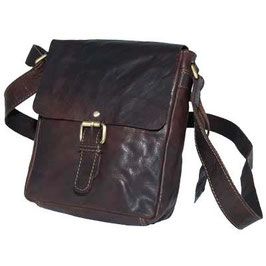 Rowallan Leather Bronco Leather Bag