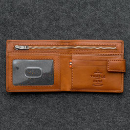 Tumble & Hide Tudor Classic Leather Wallet
