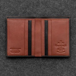 Safari Leather Card Wallet