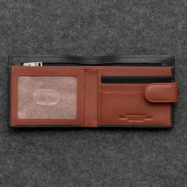 Safari Leather Classic Wallet