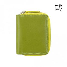 Visconti Hawaii Leather Purse Lime