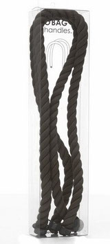 Rope Handles in Black