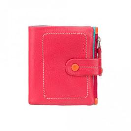 Visconti Mojito Leather Purse Red