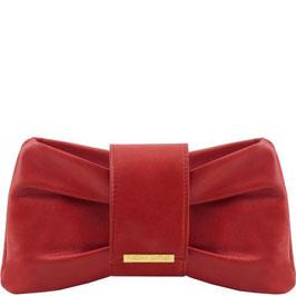 Priscilla Leather Clutch