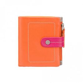 Visconti Mojito Leather Purse Orange