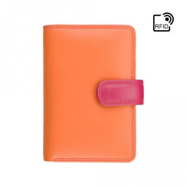 Visconti Fiji Ladies Purse Orange