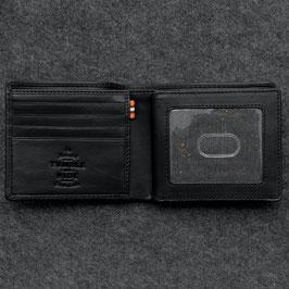 Tumble & Hide Tudor Leather Legion Wallet