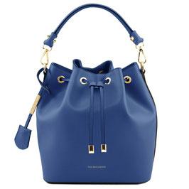 Tuscany Leather Vittoria Leather Bag Navy