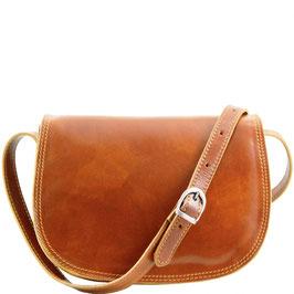 Tuscany Leather Isabella Leather Bag Honey
