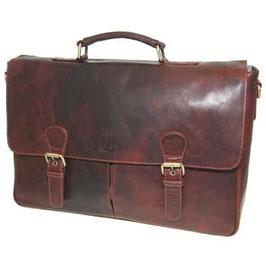 Rowallan Cedarwood Top Handle Briefcase