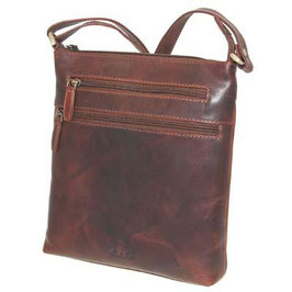 Rowallan Zip Top Cross Body Bag