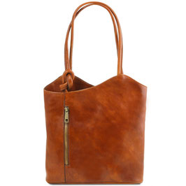 Tuscany Leather Patty Bag Honey