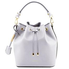 Tuscany Leather Vittoria Leather Bag White