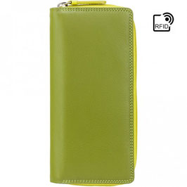 Visconti Honolulu Ladies Purse Lime