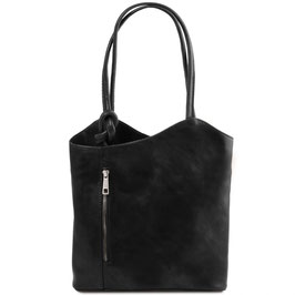 Tuscany Leather Patty Bag Black