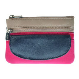 Large Coin Purse with Flap