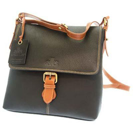 Rowallan Square Half Flap Bag