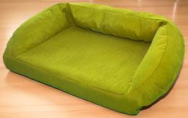 Vedog Hundebett Stoff Genua 9053 grün