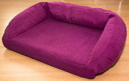 Vedog Hundebett Stoff Genua 9820 pink