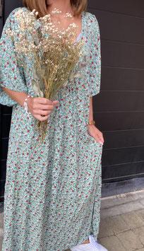 ROBE LONGUE AMPLE NEW FLOWER