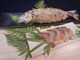 特上      本づくり鯖へしこ(国産鯖・無農薬糠を使用)