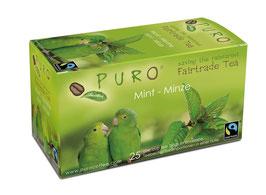Fairtrade Tee Grüne Minze