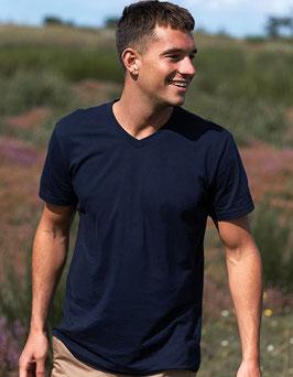 Herren V-Neck T-Shirt (Größe S - L)
