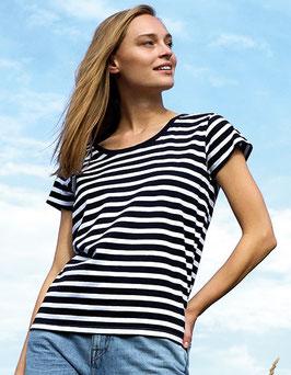 Damen T-Shirt Loose Fit (Größe XS - L)