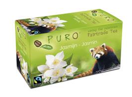 Fairtrade Tee Jasmin