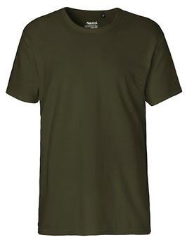 Herren T-Shirt Interlock (Größe XL - 3XL)