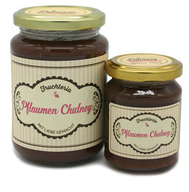 Pflaumen Chutney - 140 ml