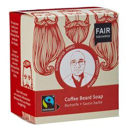 Bartseife Kaffee - 2 x 80 g