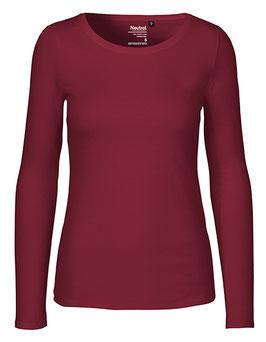 Damen Shirt Longsleeve (Größe XL - 2XL)
