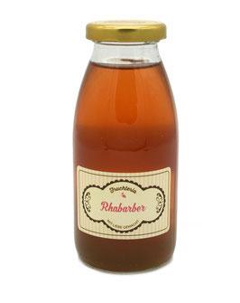 Rhabarber Sirup - 250 ml