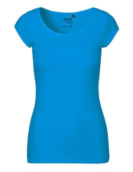 Damen T-Shirt Roundneck (Größe XL - XXL)