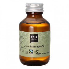 Massageöl Basic - Olive