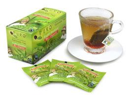 Fairtrade Bio Tee Schwarz | English Breakfast