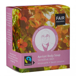 Körperseife Aprikose - 2 x 80 g