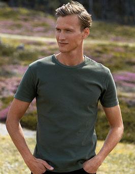 Herren T-Shirt Interlock (Größe S - L)